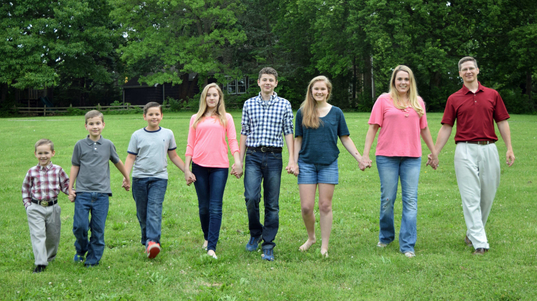 Coffman Family May 2016