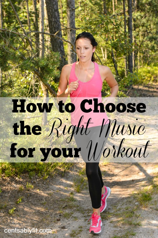 how to choose the right music for your workout